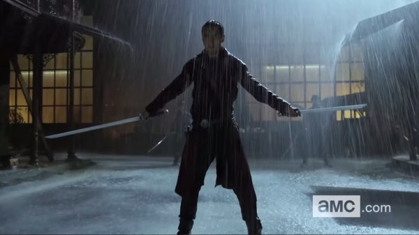Trailer For AMC Martial Arts Series INTO THE BADLANDS ...