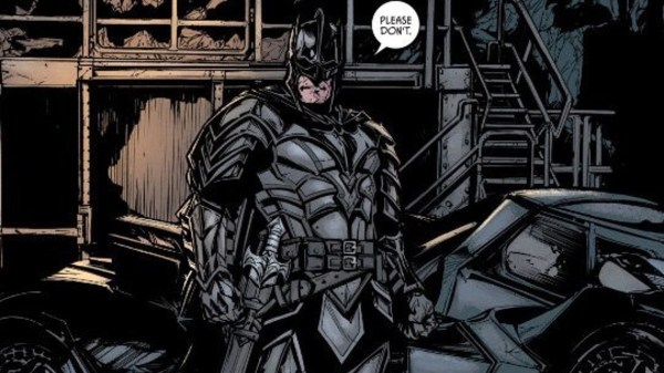 The Dark Knight Gets a New Costume in BATMAN #39 and ...