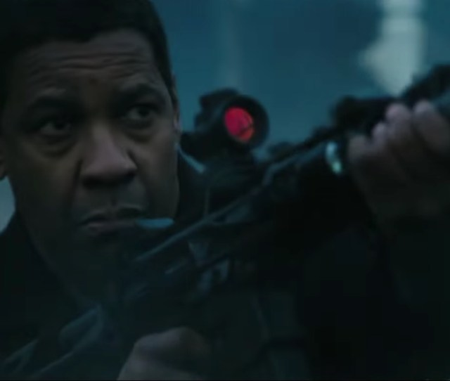 Denzel Washington Is Ruthless In This New Trailer For The Equalizer  Geektyrant