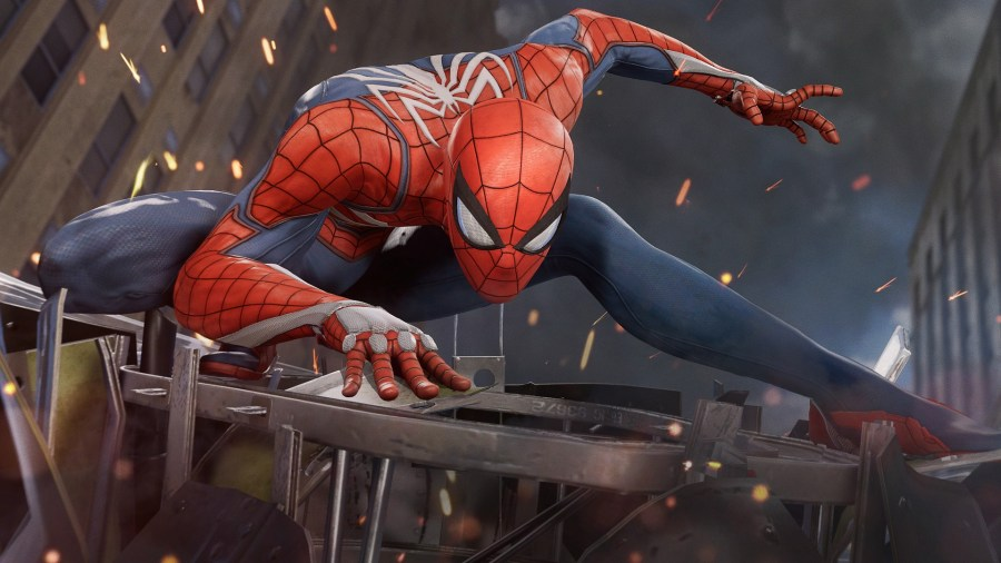 A New Villain From The Upcoming SPIDER MAN Game Revealed     GeekTyrant a new villain from the upcoming spider man