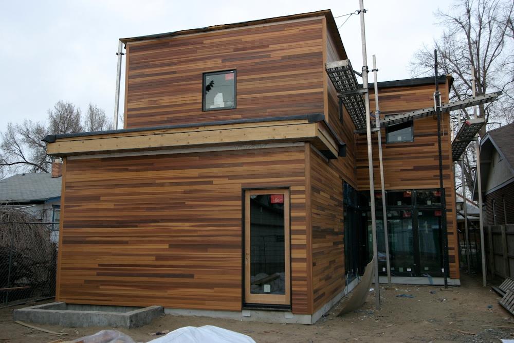 Siding - Horizontal Cedar — Denver Modern on Siding Modern  id=78340