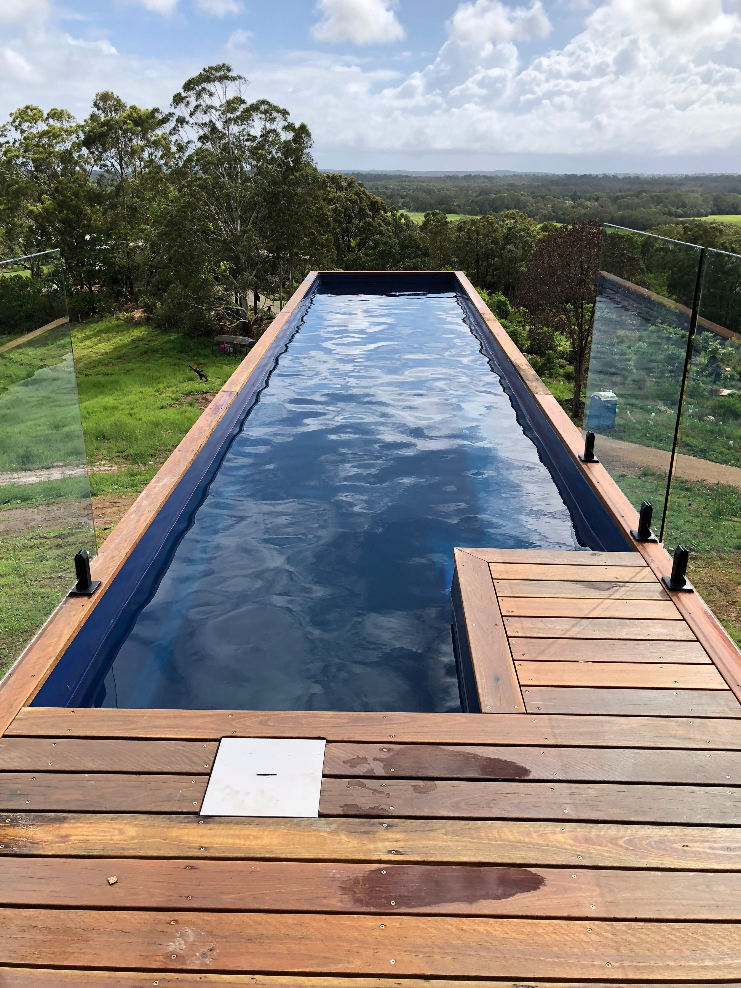 Best Kitchen Gallery: Shipping Container Pools of Shipping Container Pool on rachelxblog.com