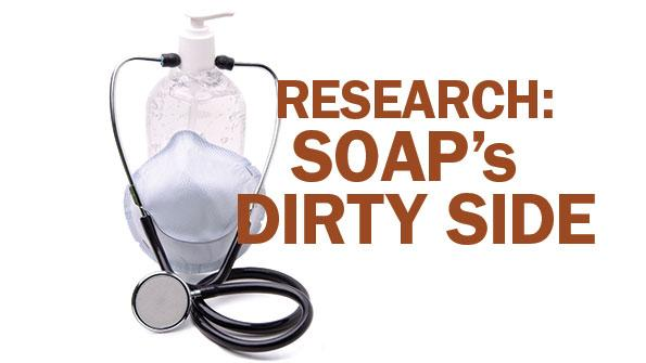 What's really in soap? Study finds harmful chemicals