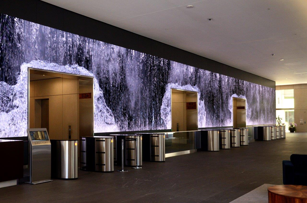 Exterior Led Display Lighting
