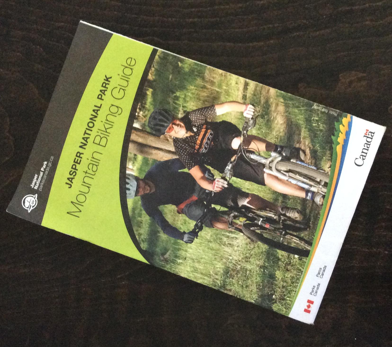Free Jasper National Park MTB guide from Jasper Source for Sports