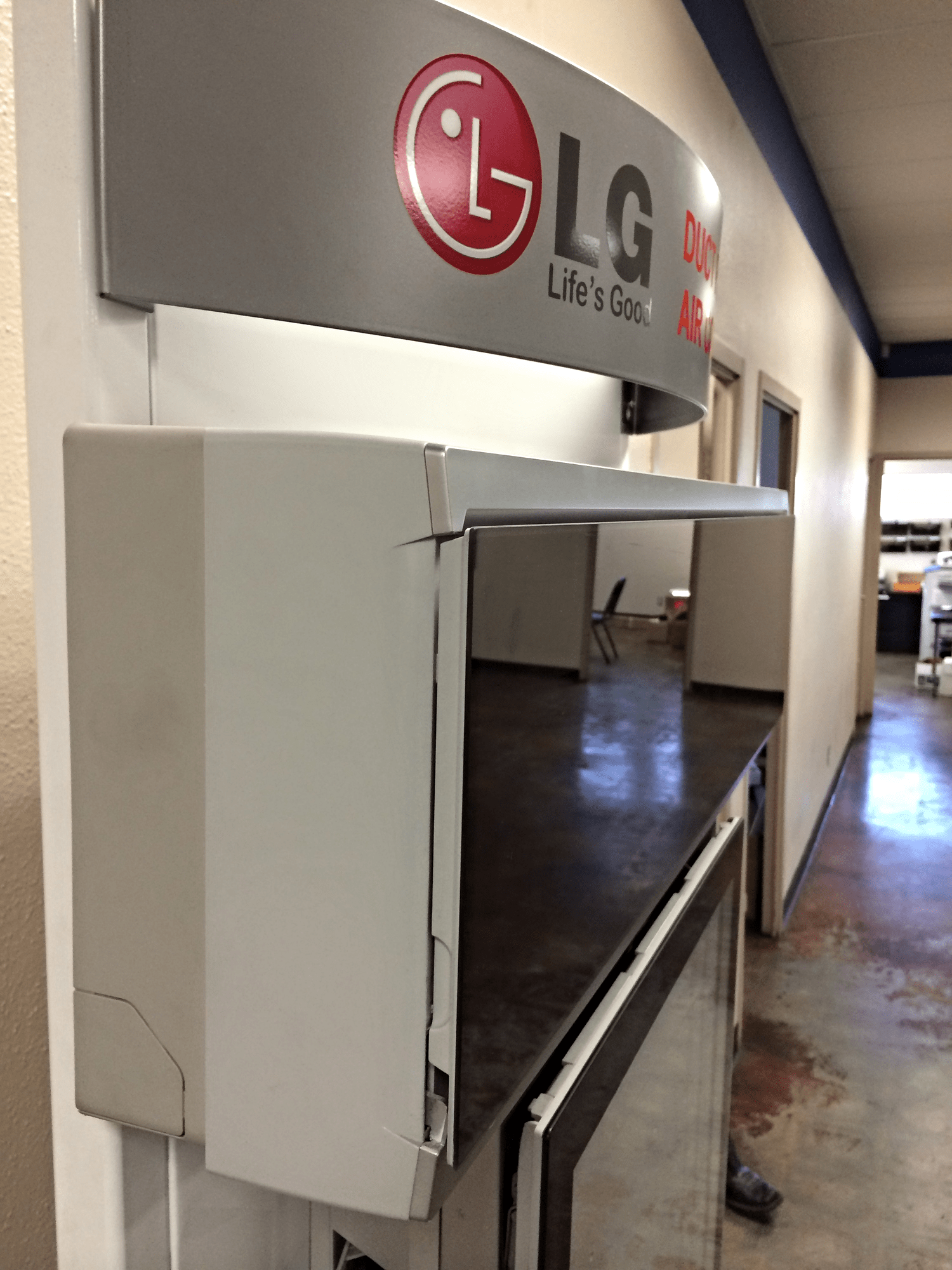 Lg Mini Split Picture Frame