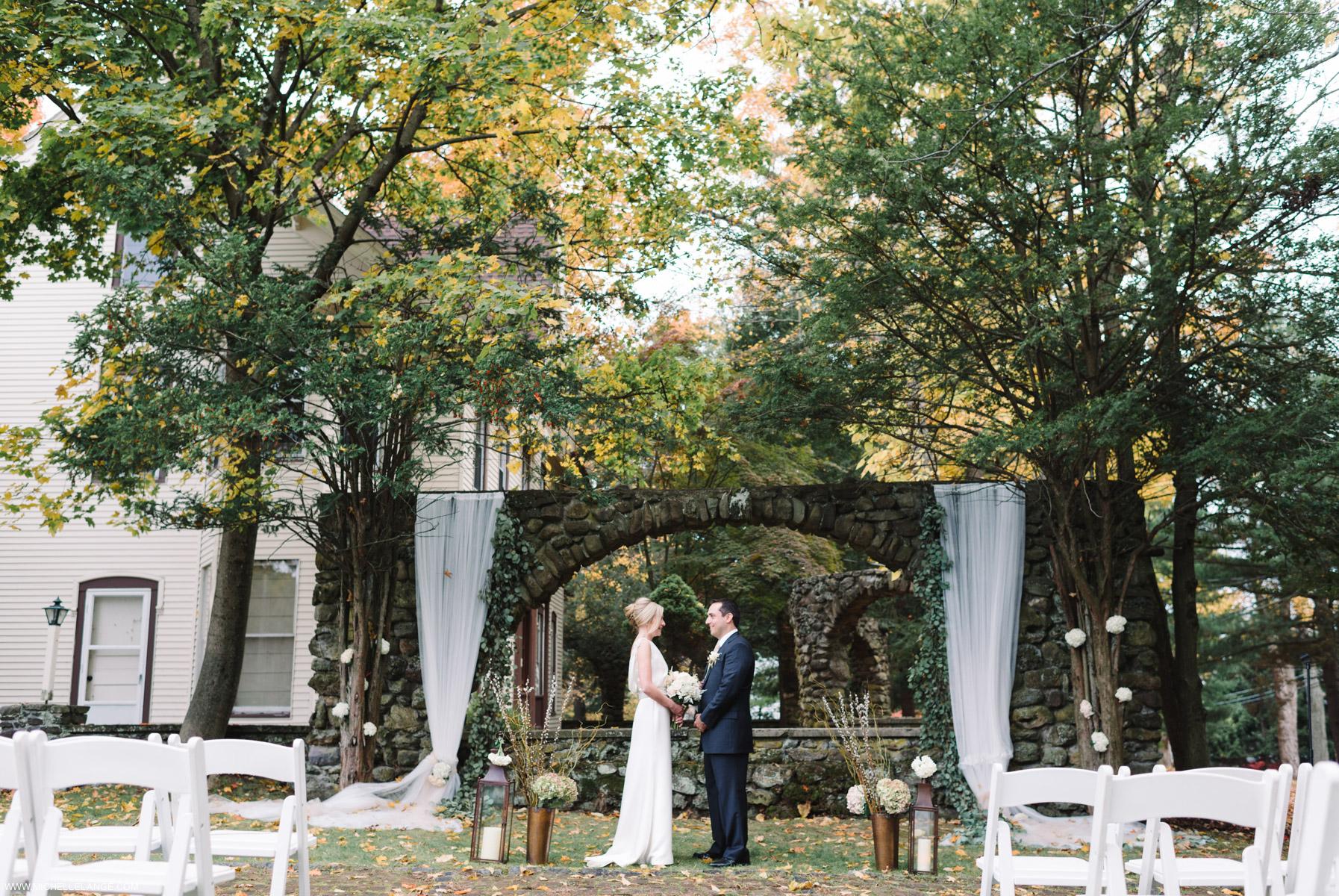 Fall Wedding New York
