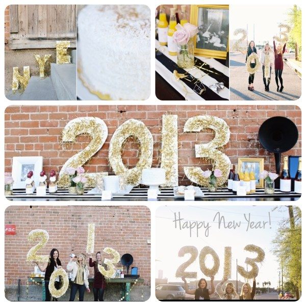 New Years Eve Party Sign — Kristi Murphy | DIY Blog