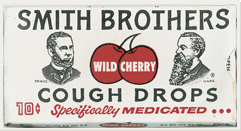 Smith Brothers is banking on the resemblance between the original Smith Brothers and the bearded Red Sox World Series team paying off for a cause.