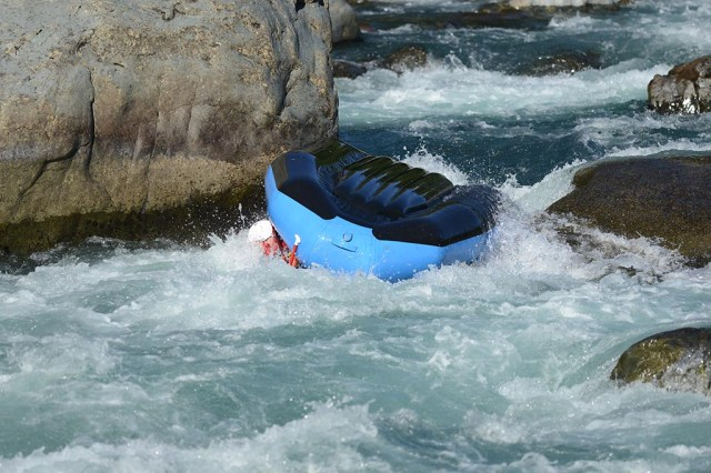 White Water Ability Levels And River Classifications