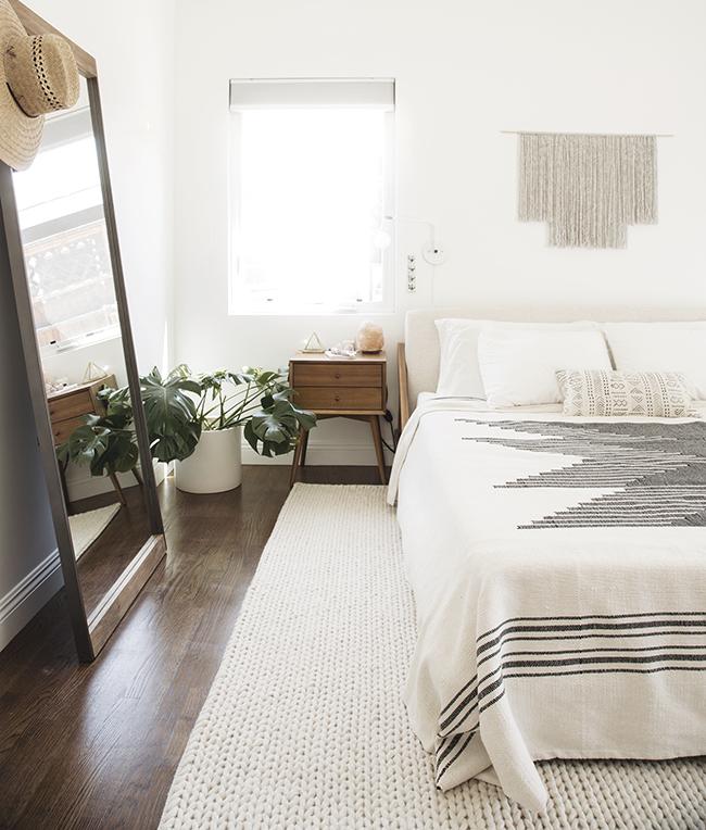 5 Beautiful Minimalist Bedrooms — 204 PARK on Bedroom Design Ideas Minimalist  id=32855
