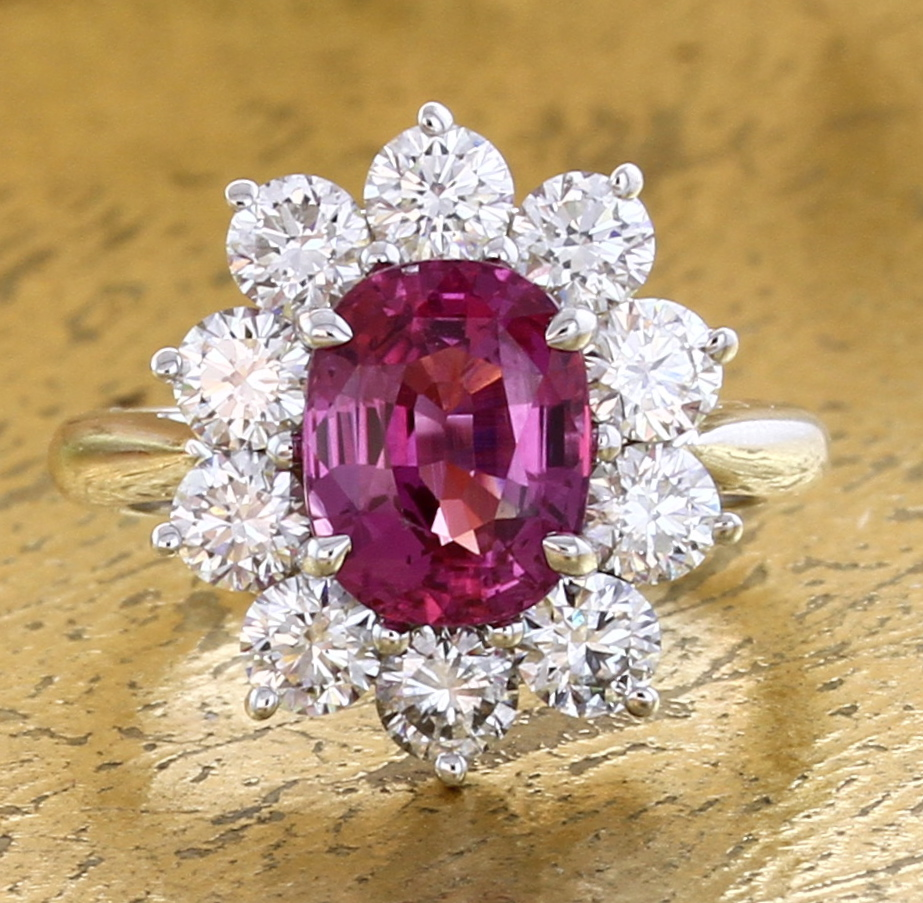 Gemstones Jewellery Designs Engagement Rings Dubai