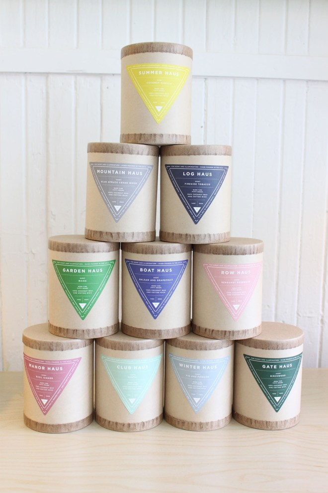 Haus Candle Packaging 2
