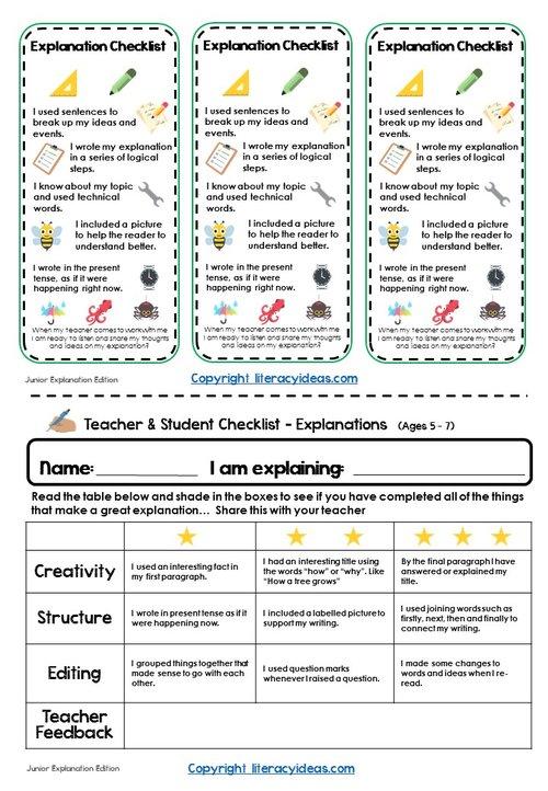 Animal Report Form Elementary