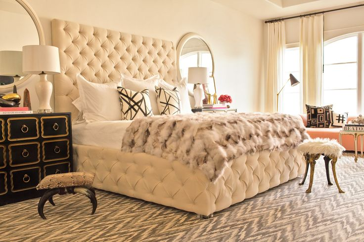 Bedroom Luxe By Sally Wheat The Decorista