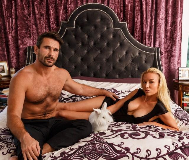Manuel Ferrara And Kayden Kross Husband And Wife Porn Stars Hidden Valley Ca
