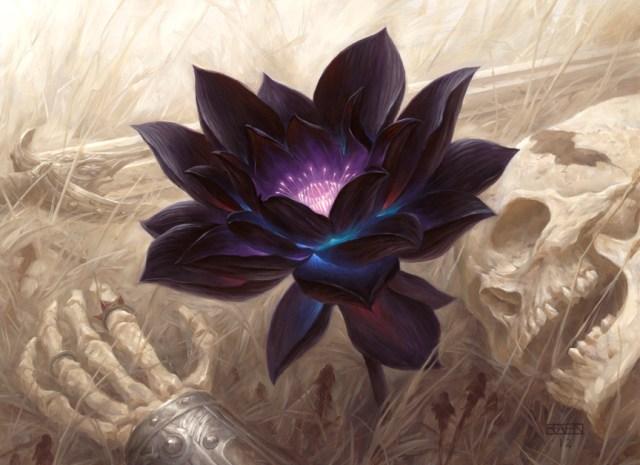 Image result for black lotus mtgo art