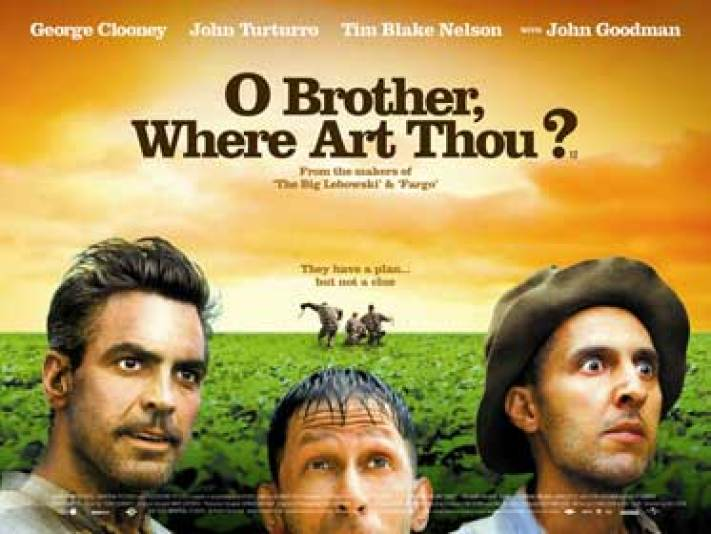 Image result for Gracious, Brother Where Art Thou