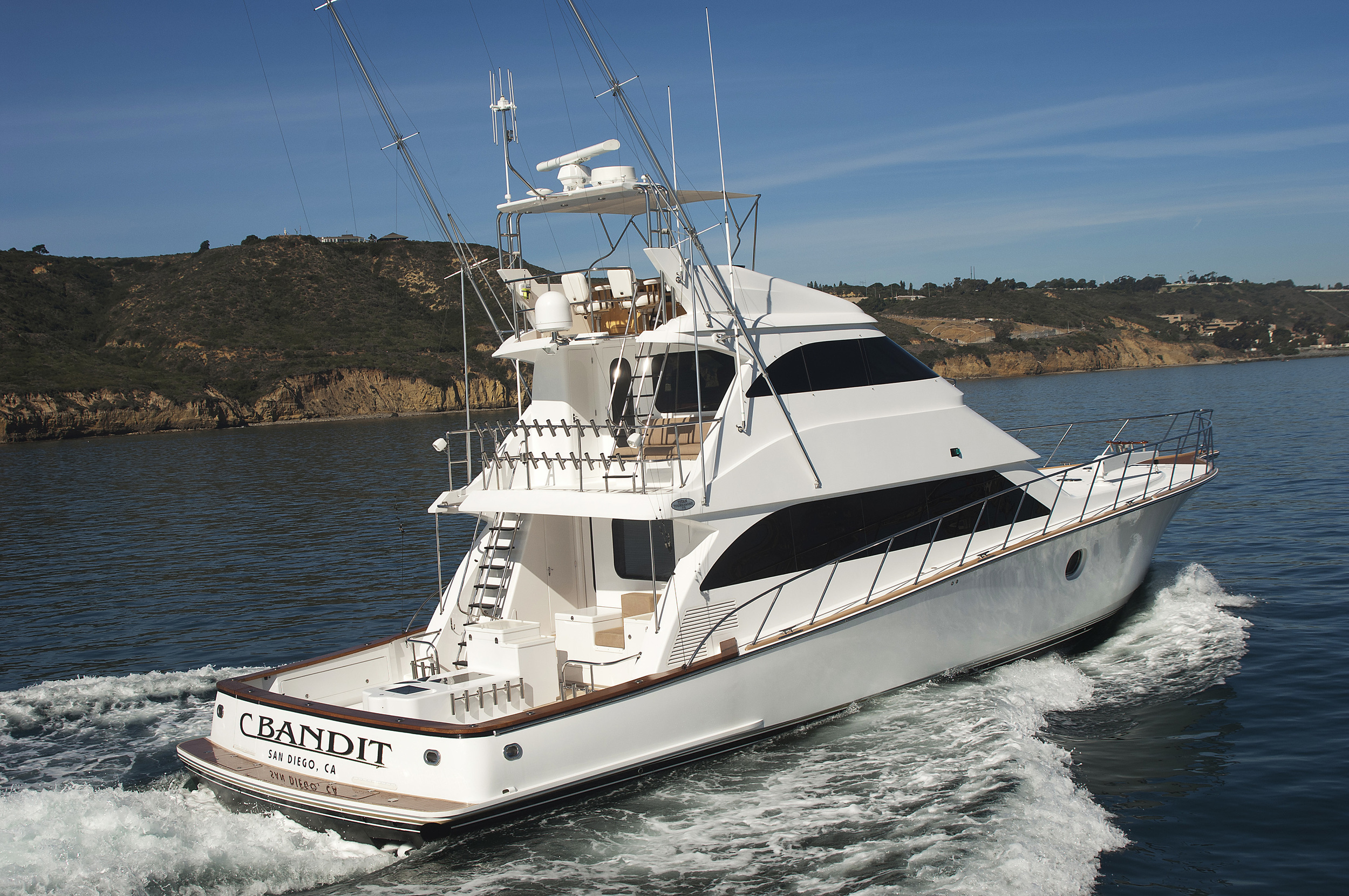 85+ Luxury Sport Fishing Boats - From Its Hull Design To ...