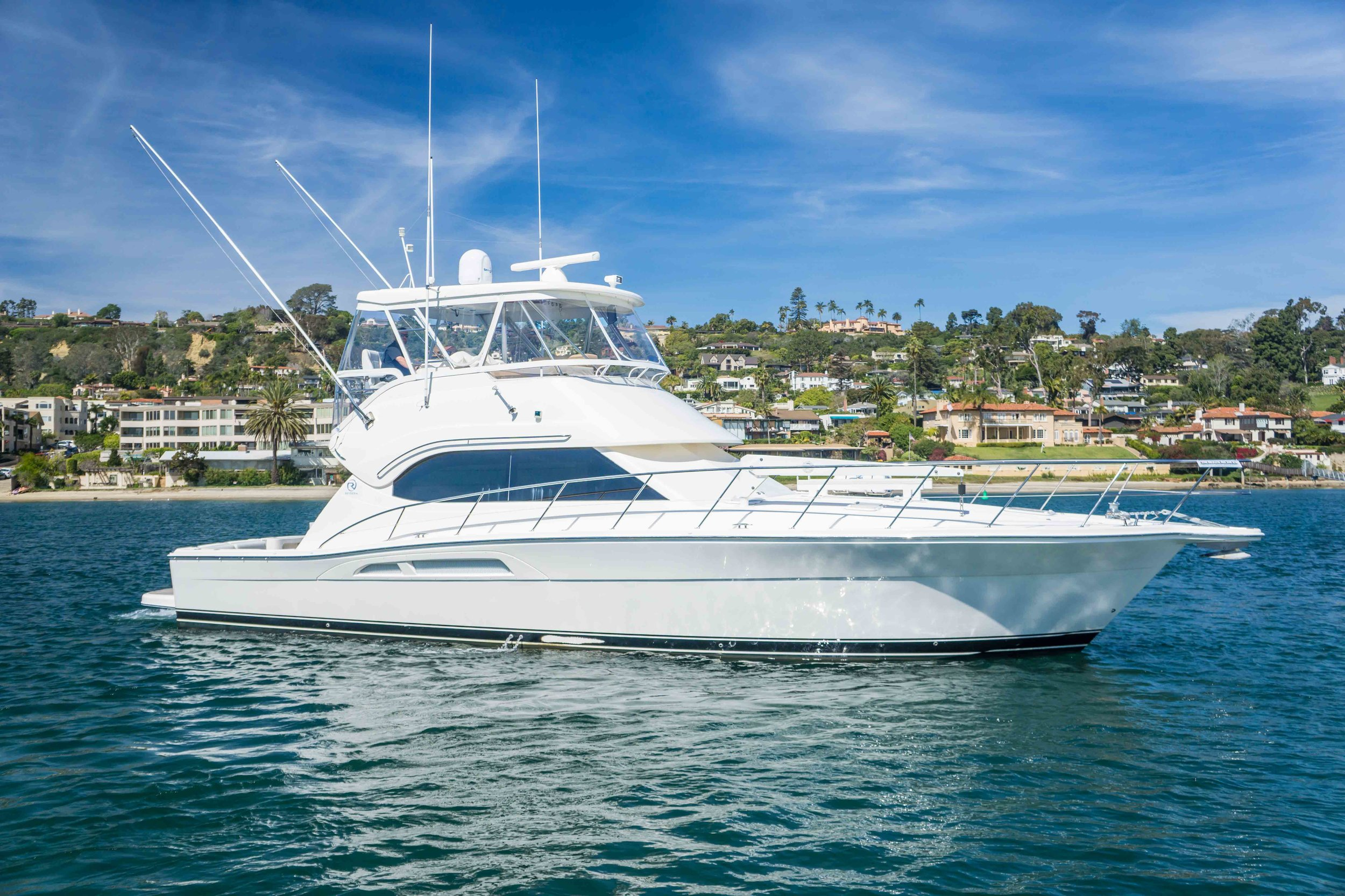 Kusler Yachts San Diego Sport Fishing Boats Amp Luxury Yachts For Sale