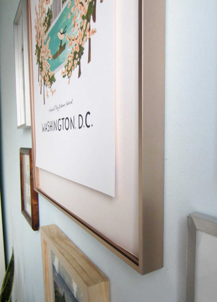 Photo Frame Mounting Board | Frameswall.co