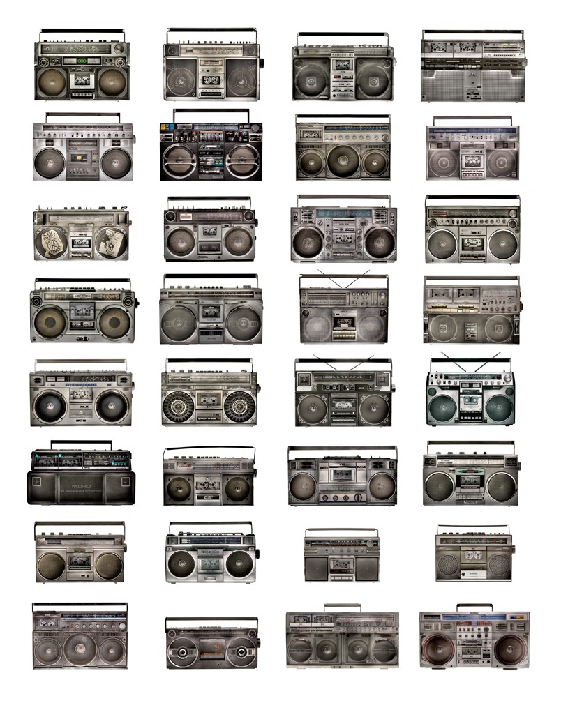 thingsmagazine: The Boombox Project