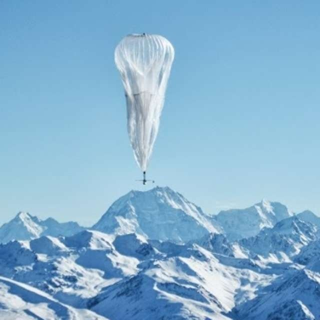 """It's a very fundamentally democratic thing that what links everyone together is the sky and the winds."" – Richard DeVaul, Project Loon by Google Internet access for everybody."