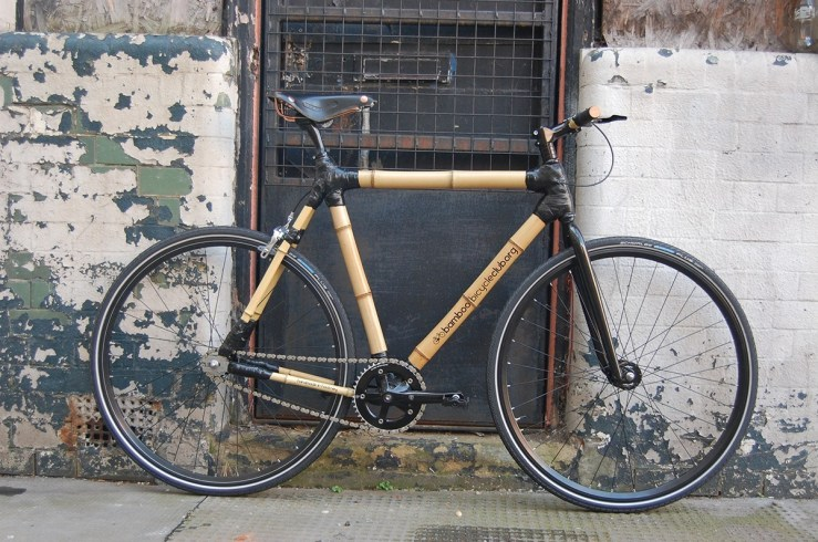 """""""If you can build an Ikea desk, you can build your own bicycle frame with bamboo."""" Bamboo Bicycle Club"""