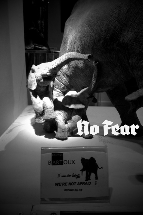 art-dacity: No Fear