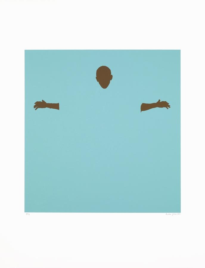 Day 6, Sacrifice/Embrace by Nicola Green Created for Barack Obama's 2008 Presidential campaign.