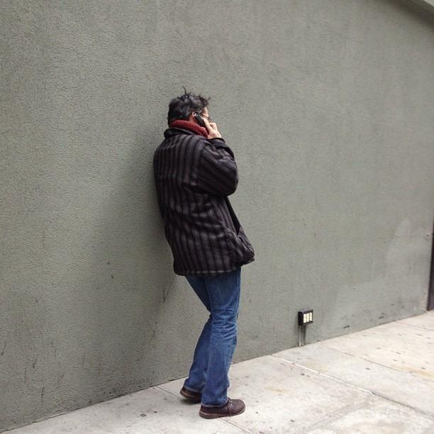 Corner call (at Le Parker Méridien New York)