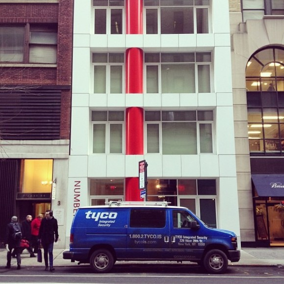 Tyco (at The Fred F French Building)