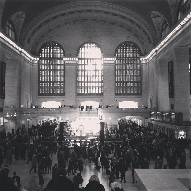 Grand Central Terminal: 100 Years Old (at Grand Central Terminal) In color