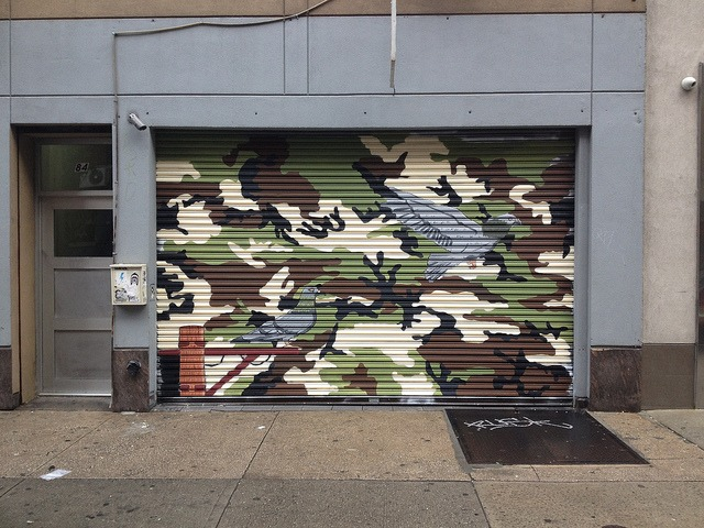 Camo Garage Downtown on Flickr.