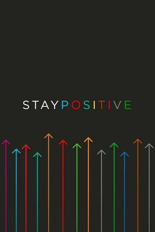 jaymug: stay positive ⌃ ⌃ ⌃ ⌃ ⌃ Always looking up…
