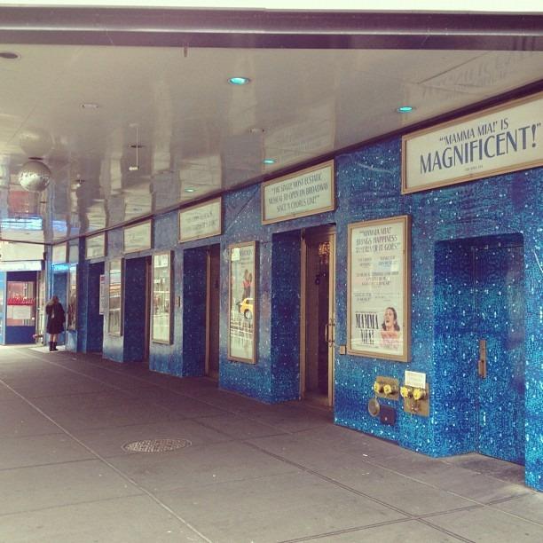 MAGNIFICENT (at MAMMA MIA! at the Winter Garden Theatre)