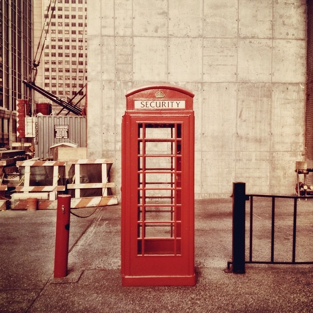 London, New York (Taken with Instagram at 444 Madison Avenue)