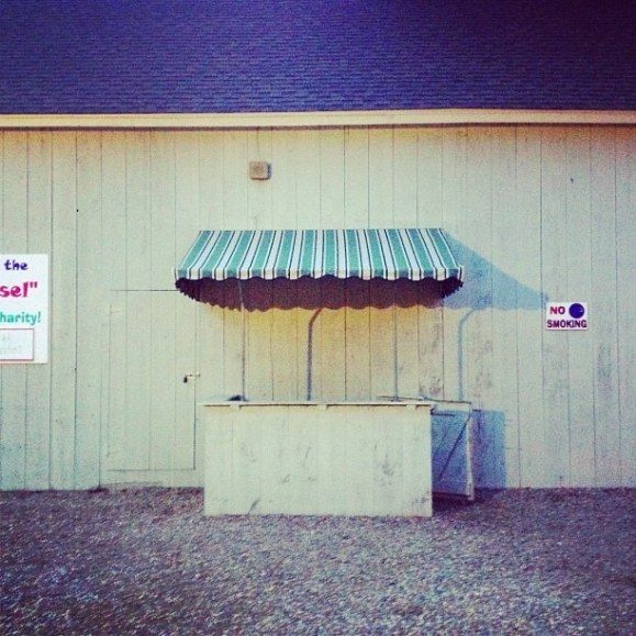 Vacant ice cream shop (Taken with Instagram at Clinton, Connecticut)