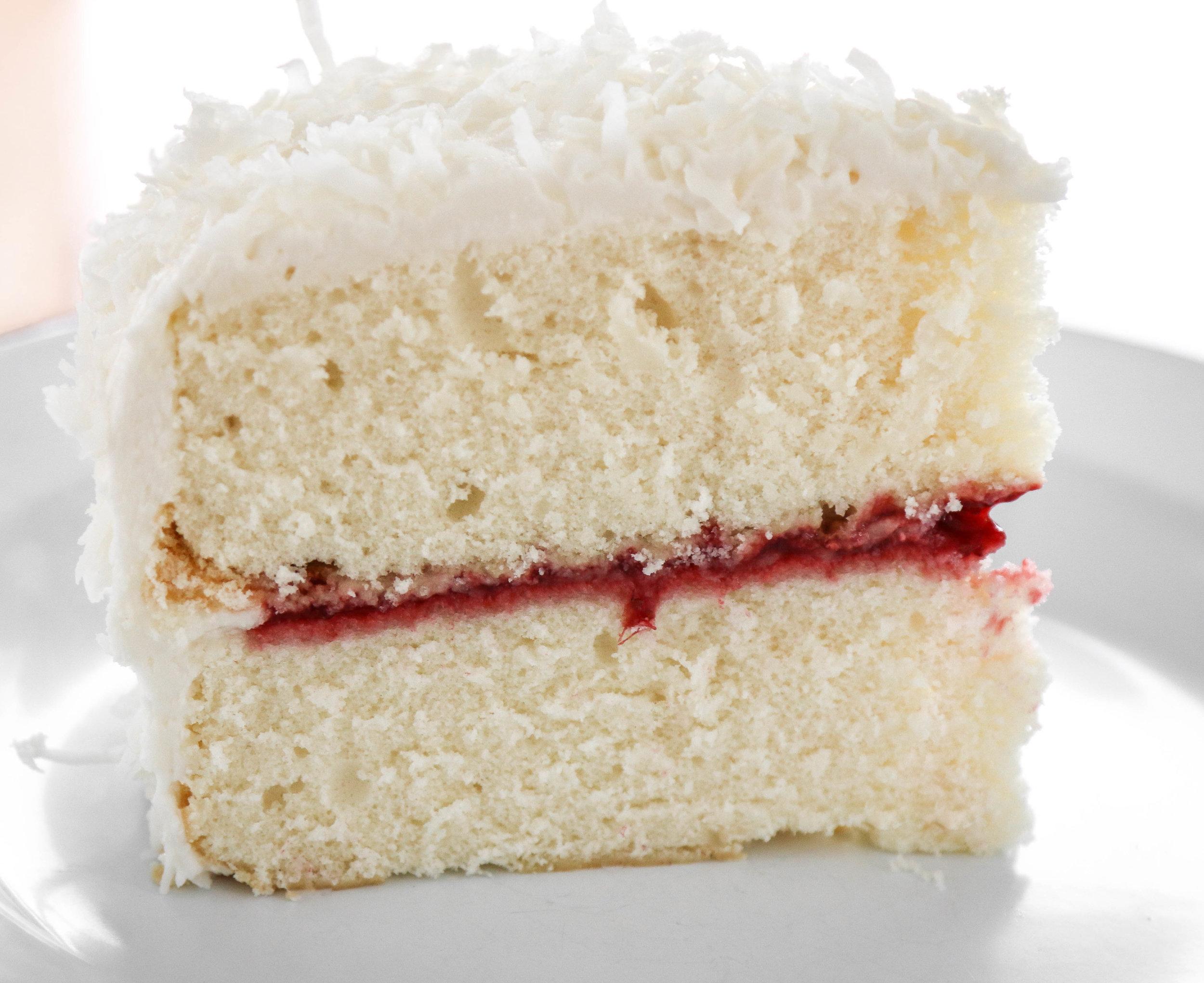 Fluffy Butter Cake Recipe