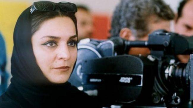 Iranian director, Tahmineh Milani