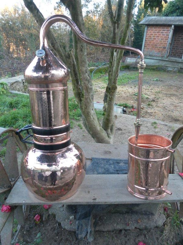Alembic Stills — Moonshine Stills & Distillery Equipment