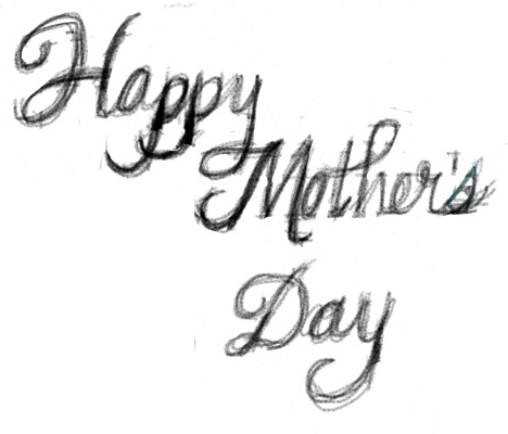 Mother's Day Card — Melissa Iwai