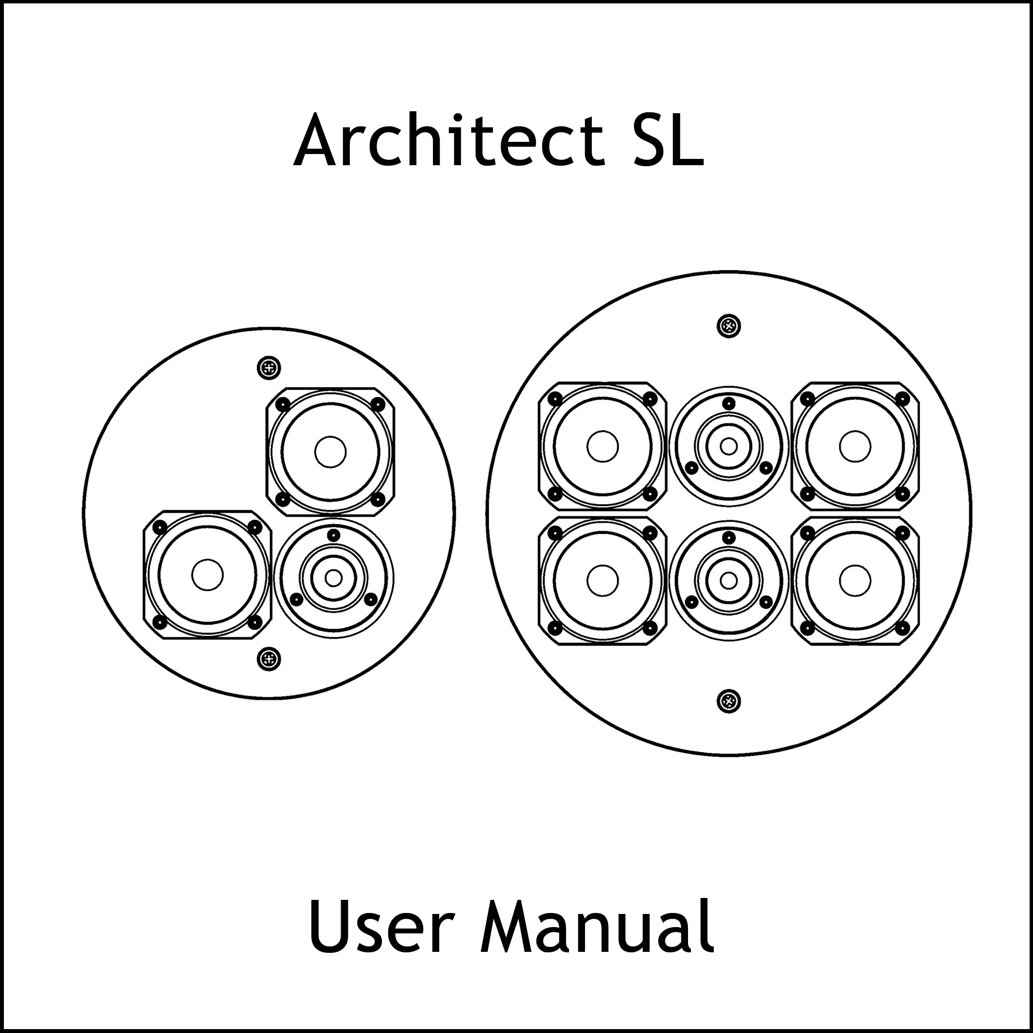 Artcoustic loudspeakers architect sl manual array subwoofer wiring