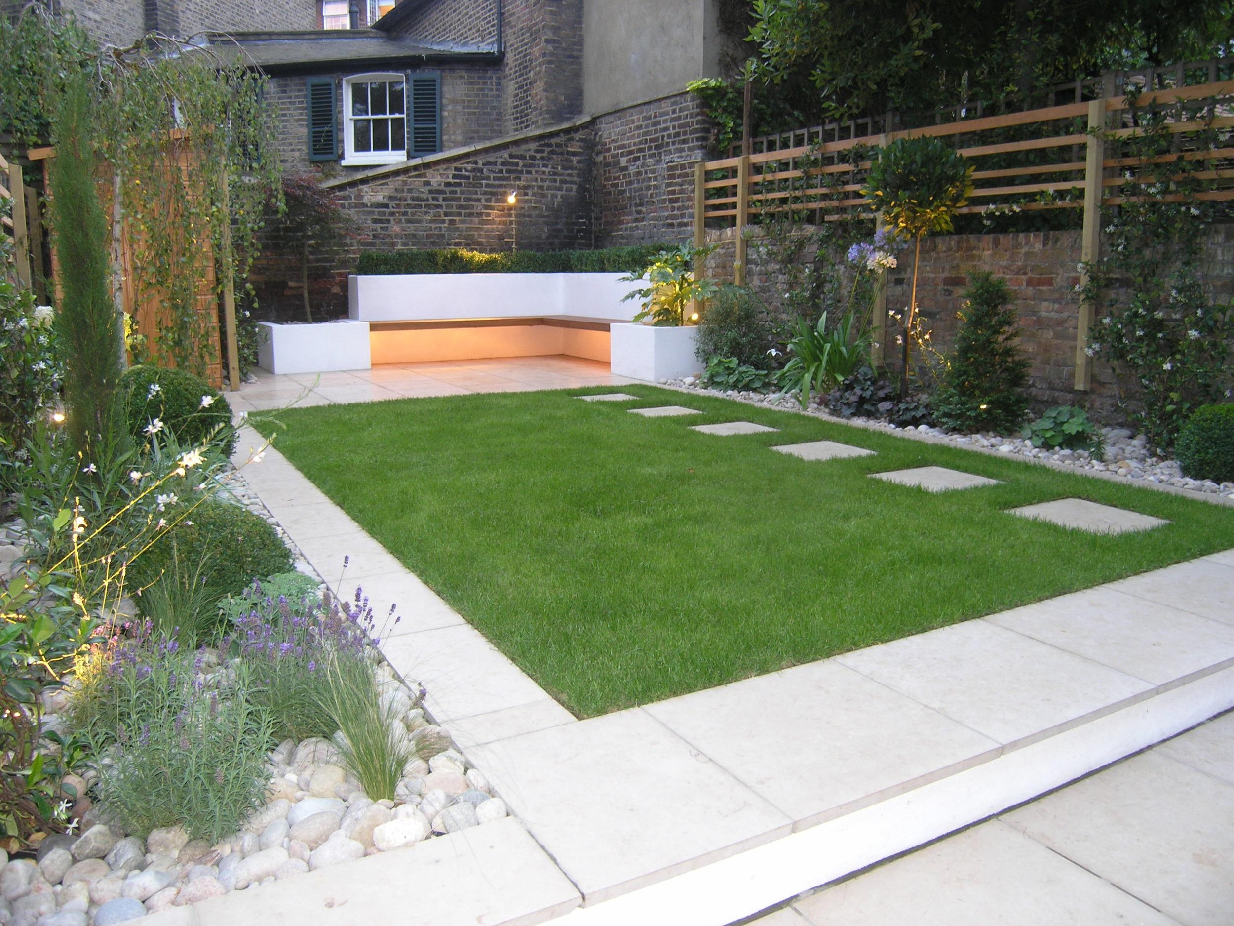Canonbury garden — Living Gardens on Modern Backyard Landscape Ideas id=94155