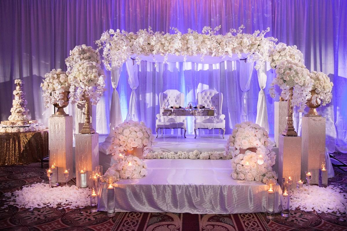 reception stage decoration ideas