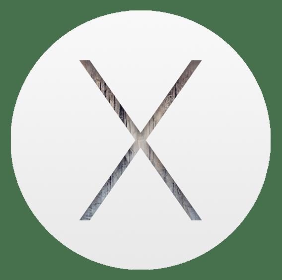 Image of Yosemite logo from apple.com