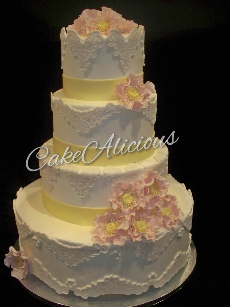 Wedding Cakes CakeAlicious
