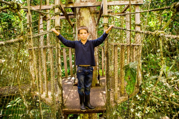 Amazon River Cruise With Kids — Rainforest Cruises