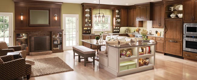 Kitchen cabinets are probably your single biggest investment when renovating your kitchen. Custom Cabinetry | Kitchens and Baths | The JAE Company