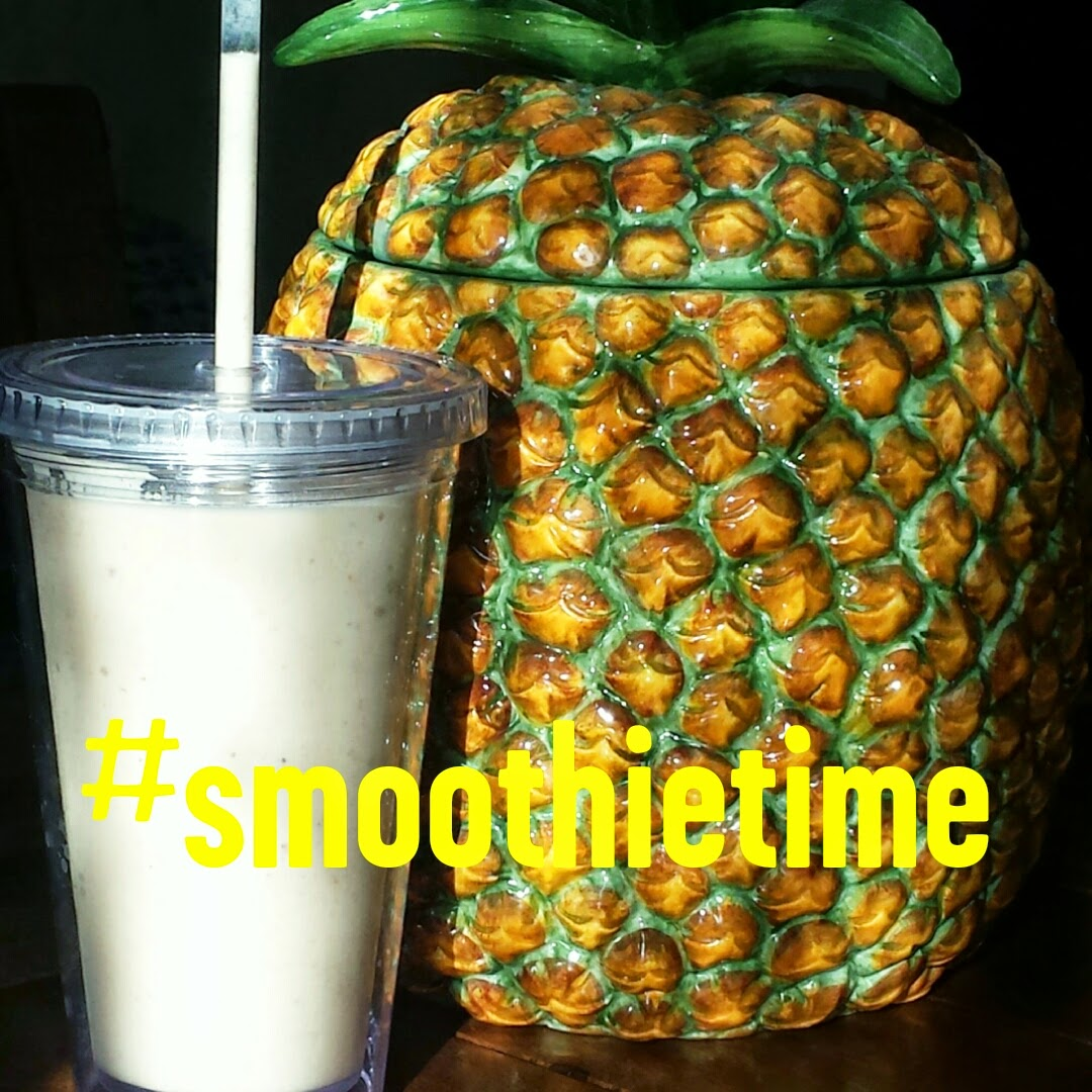#smoothietime